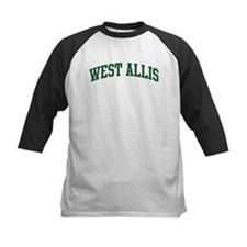 West Allis (green) Tee