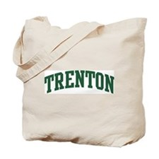 Trenton (green) Tote Bag