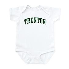 Trenton (green) Onesie