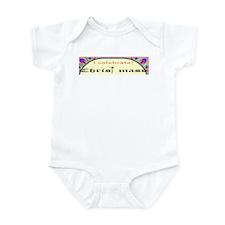 Christ mass Infant Bodysuit