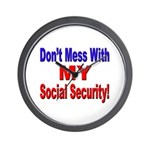 Don't Mess with My Social Security Wall Clock