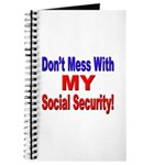 Don't Mess with My Social Security Journal