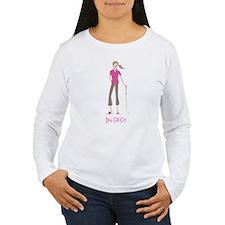 Diva Golf Girl - T-Shirt