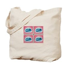 US stamp 24c Inverted Jenny Tote Bag