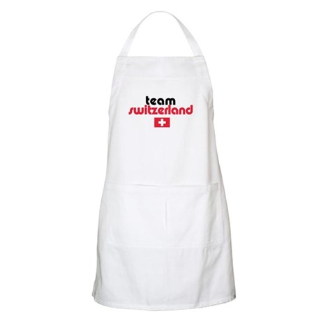 Team Switzerland BBQ Apron