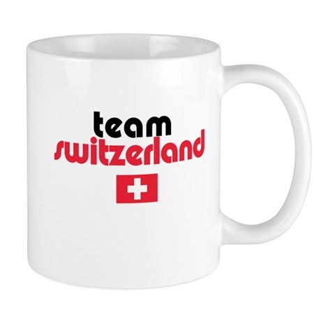 Team Switzerland Mug
