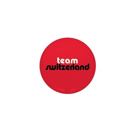 Team Switzerland Mini Button (10 pack)