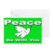 Peace Be With You Cards (Pk of 10)