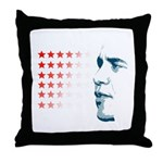 Barack Obama Inauguration Throw Pillow