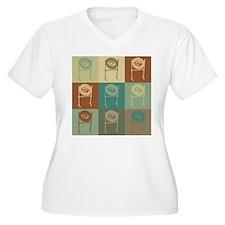 Steel Drums Pop Art T-Shirt