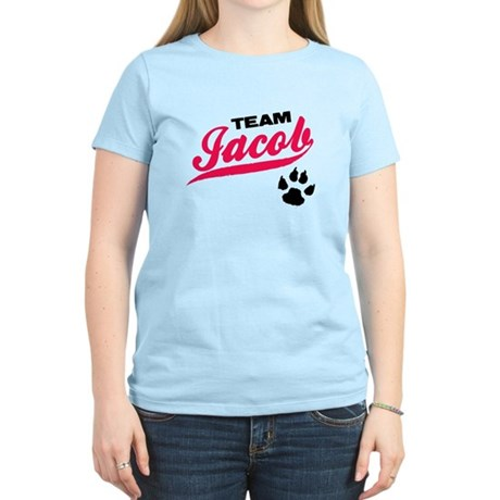Team Jacob Twilight Women's Light T-Shirt