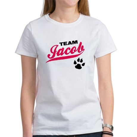 Team Jacob Twilight Women's T-Shirt
