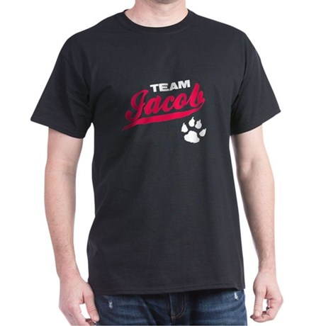 Team Jacob Twilight Dark T-Shirt