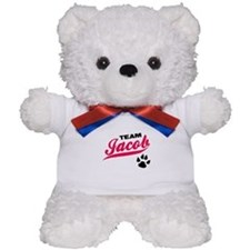 Team Jacob Twilight Teddy Bear