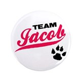 "Team Jacob Twilight 3.5"" Button"