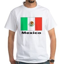 Mexico Mexican Flag (Front) Shirt