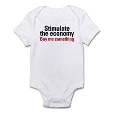 Stimulate The Economy Infant Bodysuit