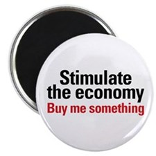 Stimulate The Economy Magnet