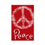 peace Sticker (Rectangle)