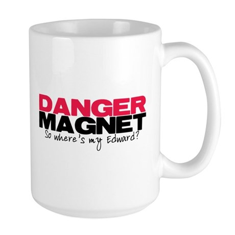 Danger Magnet Edward Large Mug
