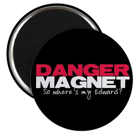 Danger Magnet Edward 2.25&quot; Magnet (100 pack)