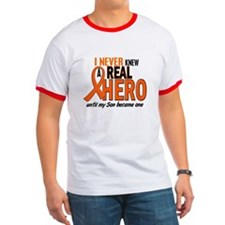 Never Knew A Real Hero 2 ORANGE T