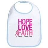Breast Cancer Hope Bib