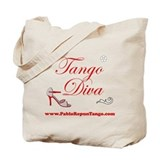 TANGO DIVA Tote Bag