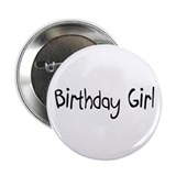 "Birthday Girl 2.25"" Button (10 pack)"