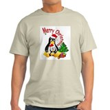 Merry Christmas Penguins  T-Shirt