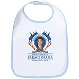 Inauguration day Bib