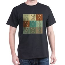 Rowing Pop Art T-Shirt