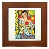 Panama Framed Tile