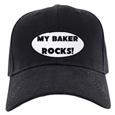 MY Baker ROCKS! Black Cap
