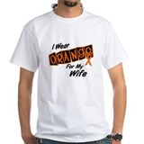 I Wear Orange For My Wife 8 Shirt