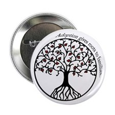 "Adoption Roots 2.25"" Button (10 pack)"