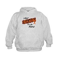 I Wear Orange For My Nana 8 Hoodie