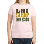 Eat Sleep Tang Soo Do Women's Light T-Shirt