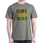 Eat Sleep Tang Soo Do Dark T-Shirt