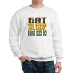 Eat Sleep Tang Soo Do Sweatshirt