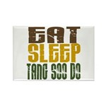 Eat Sleep Tang Soo Do Rectangle Magnet (10 pack)