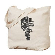 8mm camera Tote Bag
