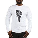 8mm camera Long Sleeve T-Shirt