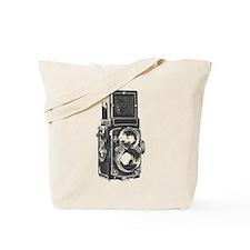 Twin Lens camera Tote Bag