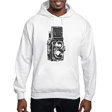 Twin Lens camera Hoodie