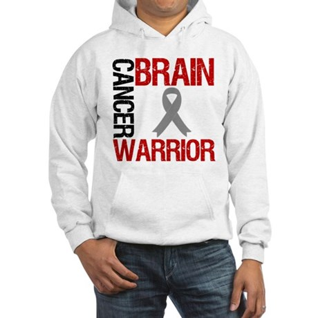 BrainCancerWarrior Hooded Sweatshirt