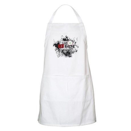 I Got Red Ringed BBQ Apron