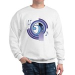 Bass Clef Deco2 Sweatshirt