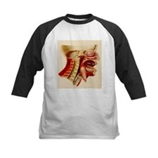 Vintage Anatomy Diagram Tee