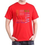 Unique Wii T-Shirt